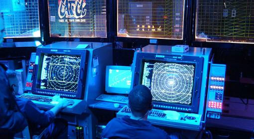 military Air Traffic Control